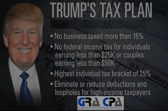 trump tax plan GRA CPA small